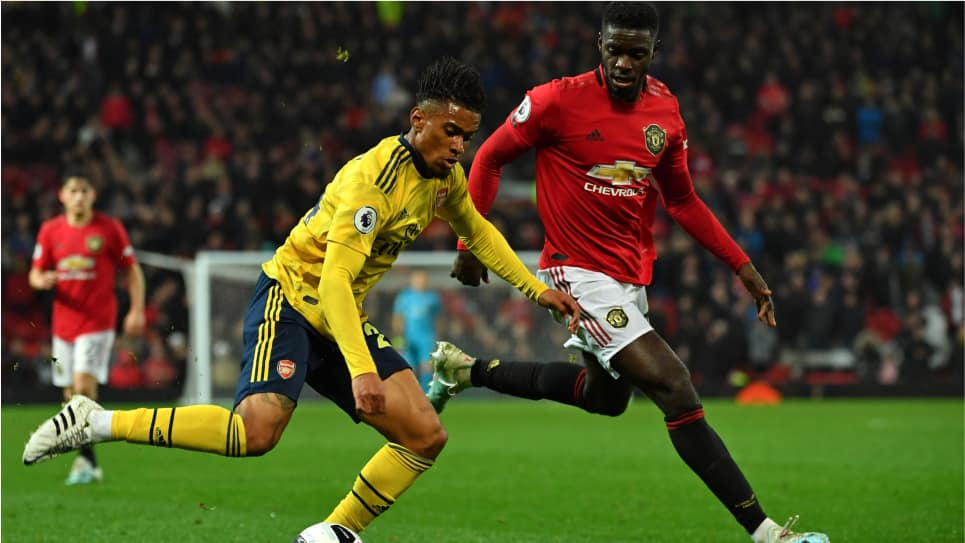 Manchester United vs Arsenal goles, resultado y resumen: Premier League 2019-20