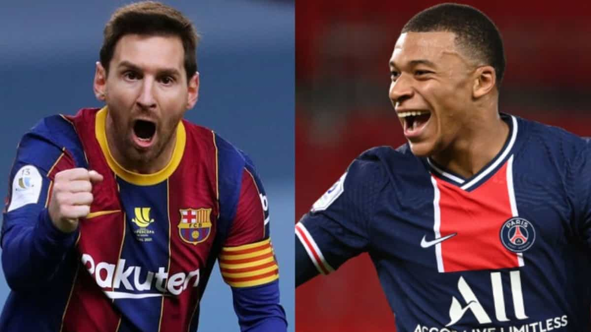 Barcelona vs PSG EN VIVO ONLINE: Champions League: 2020/2021