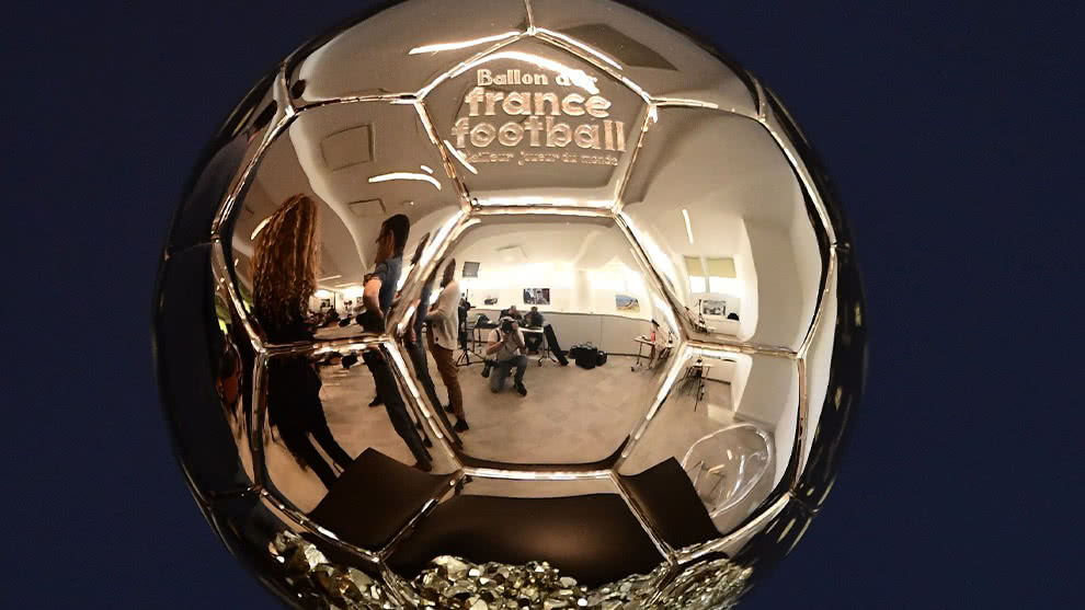 Balón de Oro 2020 / France Football