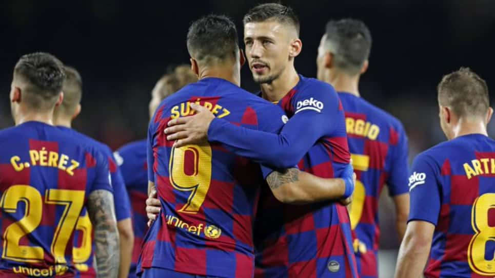 Barcelona vs Inter EN VIVO ONLINE: Champions League 2019/20