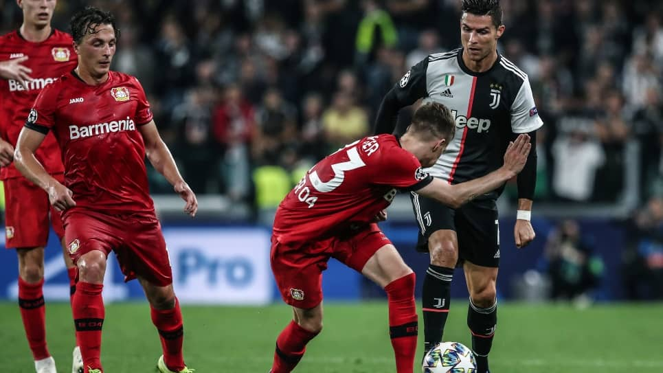 Bayer Leverkusen vs Juventus EN VIVO ONLINE: Champions League 2019-2020