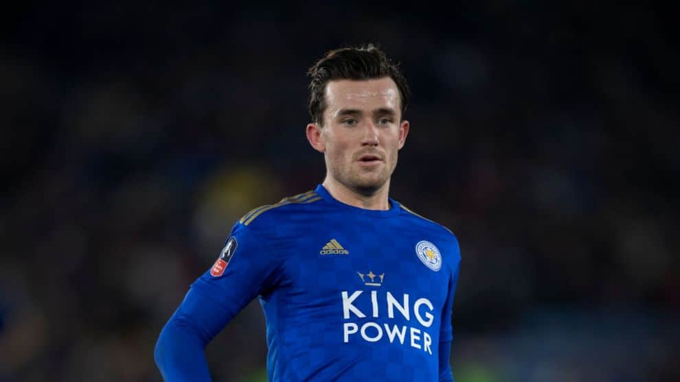 Ben Chilwell, Leicester City / AFP
