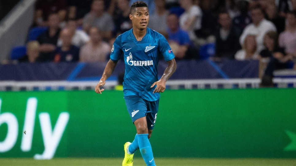 Zenit vs Benfica EN VIVO ONLINE: Champions League 2019/20