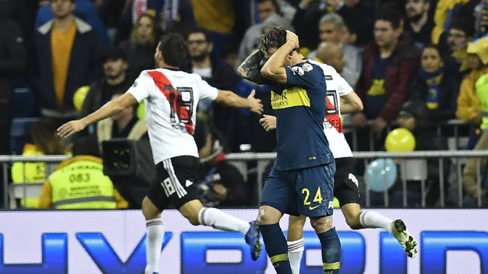 Boca Juniors TAS repetir final River Plate