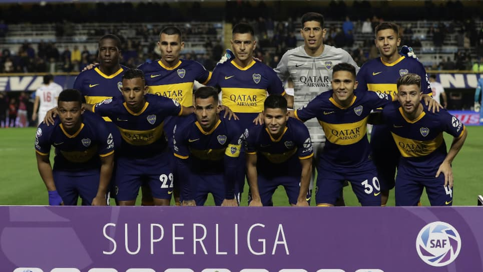Banfield vs Boca Juniors EN VIVO ONLINE: Superliga Argentina 2019-2020