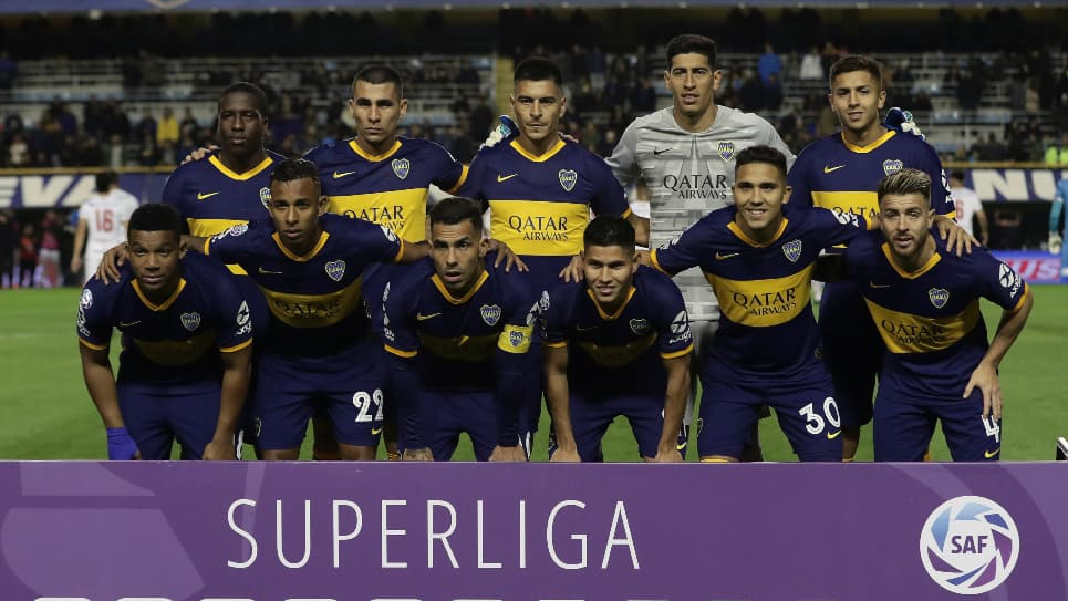 Boca Juniors vs Aldosivi EN VIVO ONLINE: Superliga Argentina 2019/2020