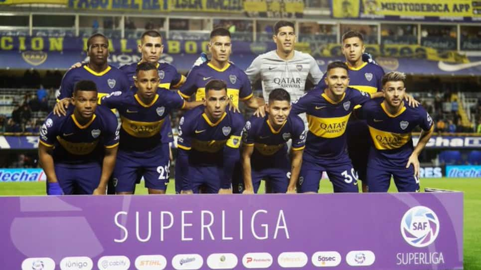 Patronato vs Boca Juniors EN VIVO ONLINE: Superliga Argentina 2019-2020