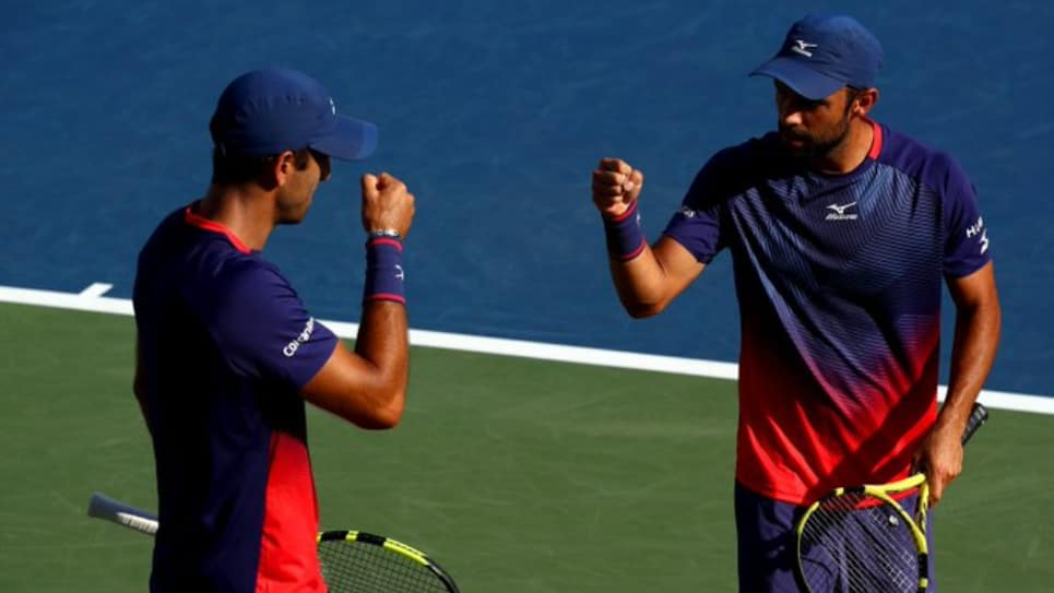 Cabal y Farah US Open: Farah y Cabal clasifican a semifinales US Open