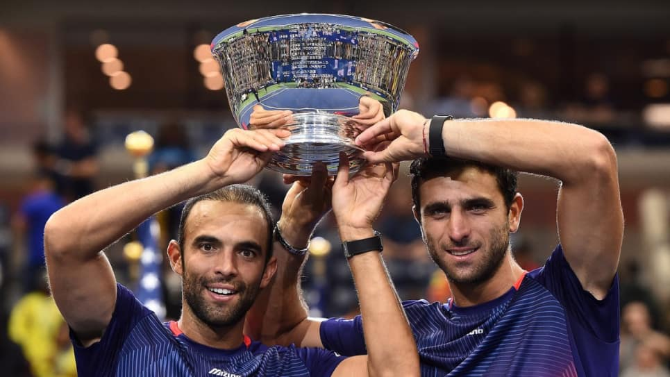 Cabal y Farah en noticias RCN: Cabal y Farah US Open