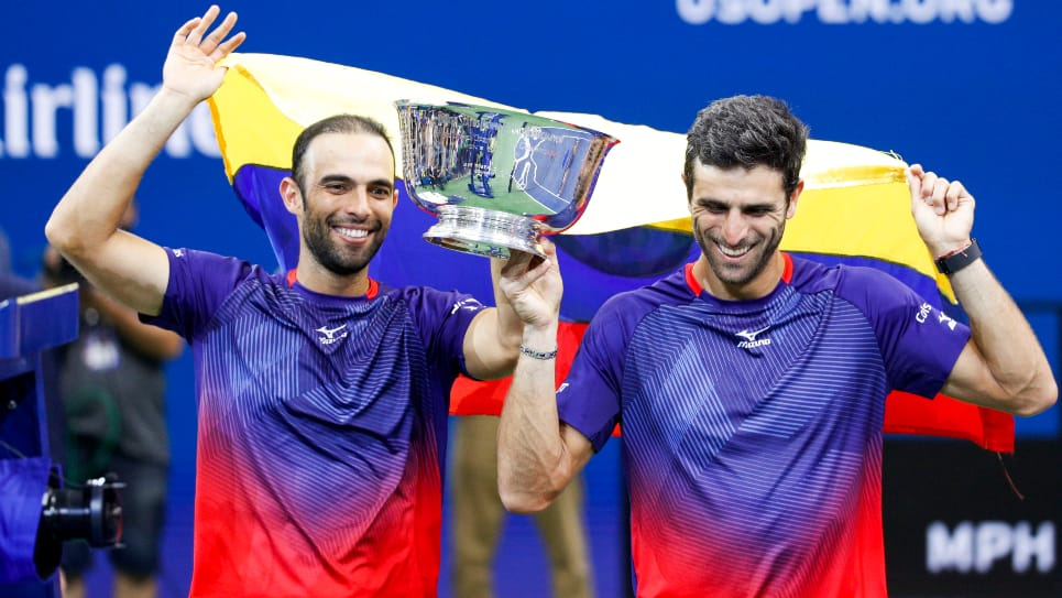 Cabal y Farah, campeones US Open: ganan el US Open