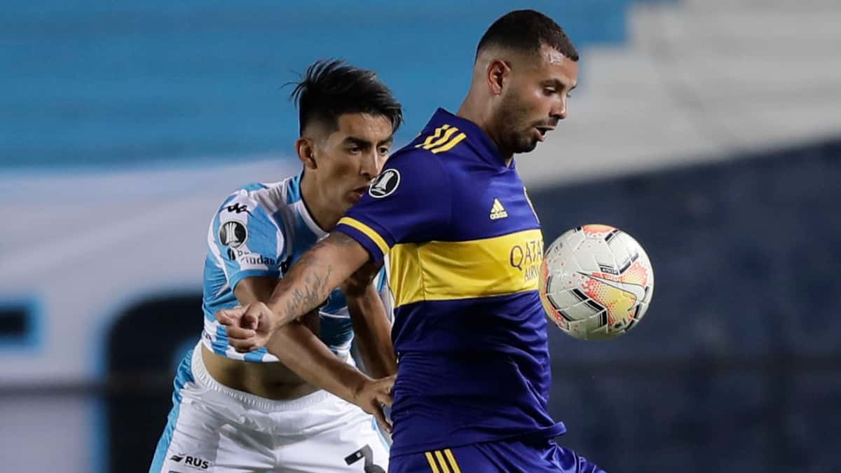 Boca Juniors vs Racing EN VIVO ONLINE: Copa Libertadores 2020