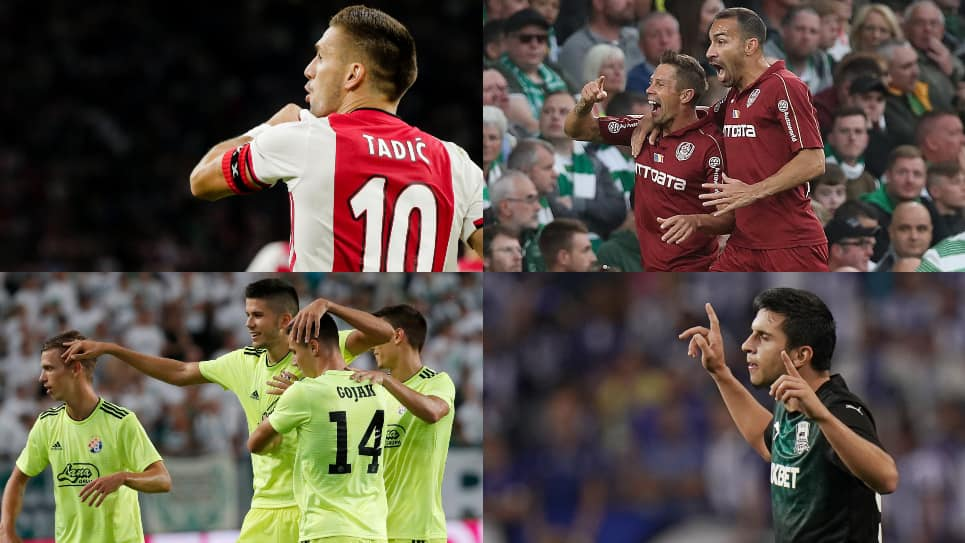 Champions League 2019/2020: llaves de playoffs