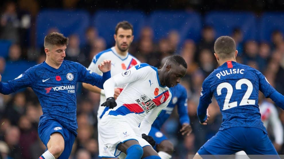 Chelsea vs. Crystal Palace / AFP