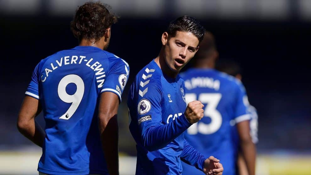 Everton Vs Brighton En Vivo Online Premier League 2020 21