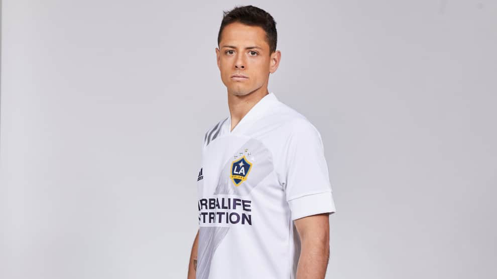 Chicharito Hernández fichó por Los Angeles Galaxy. @LAGalaxy