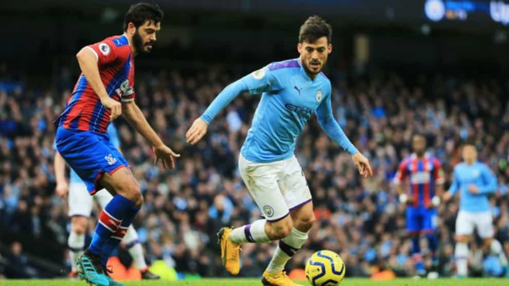 Manchester City vs Crystal Palace. Foto: Manchester City