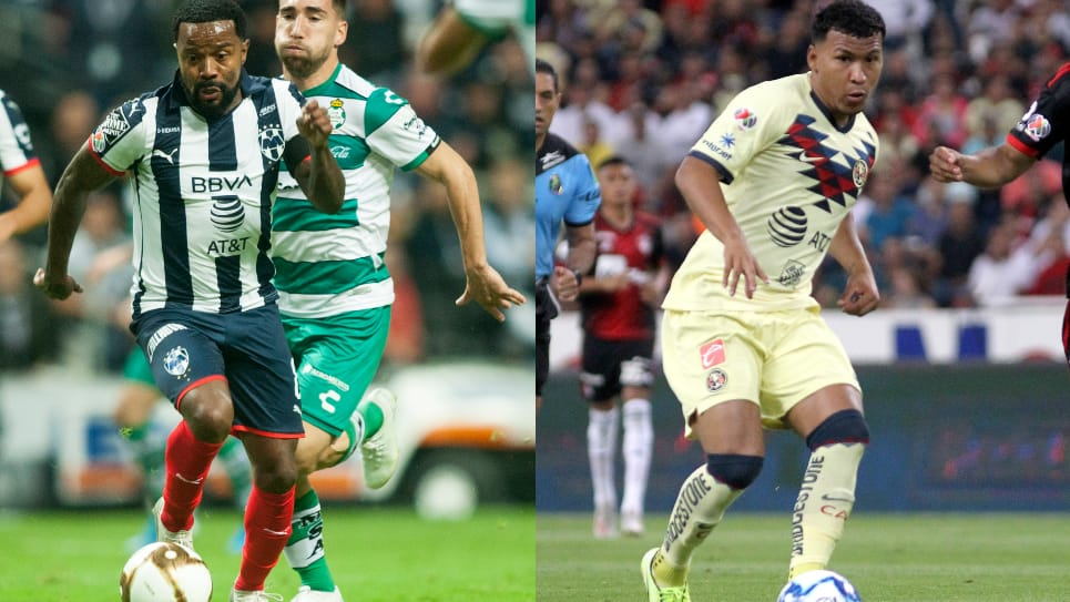 Monterrey-América, final Liga MX: 5 colombianos presentes