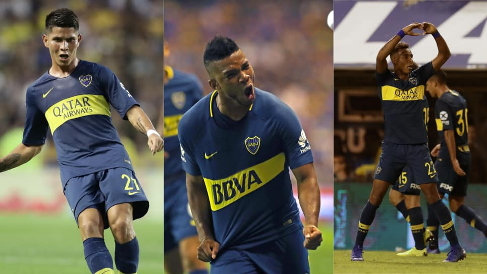 Colombianos en Boca Juniors: entrevista de secretos