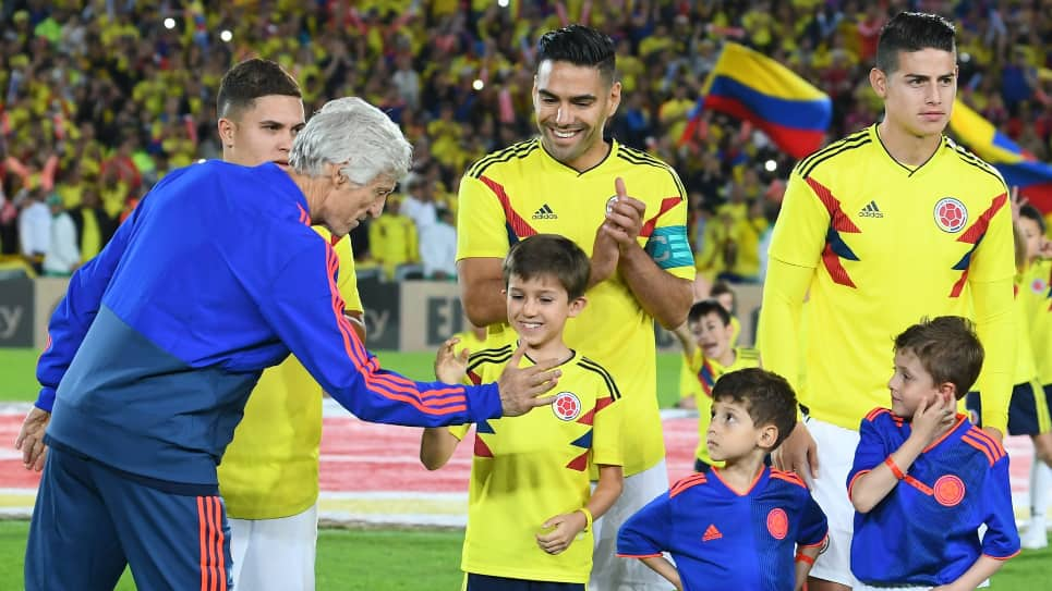 Pékerman, James y Falcao, tendencias Twitter: Argelia 3-0 Colombia