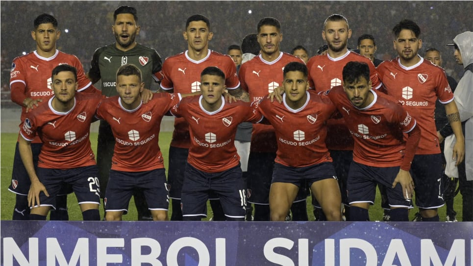 Independiente vs Independiente del Valle EN VIVO ONLINE: Copa Sudamericana
