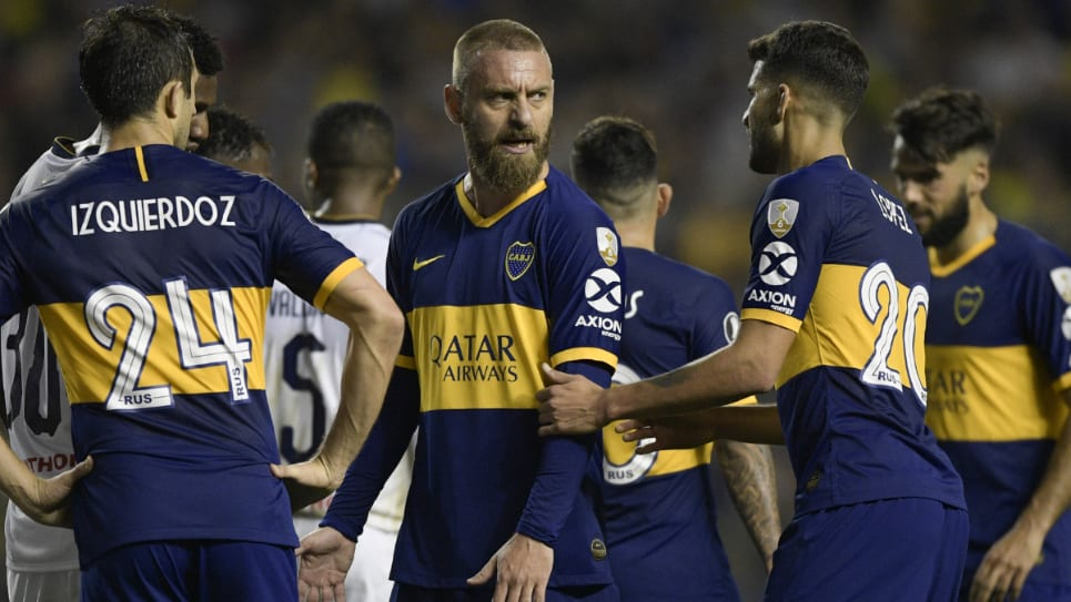 Boca Juniors vs Estudiantes EN VIVO ONLINE: Superliga Argentina