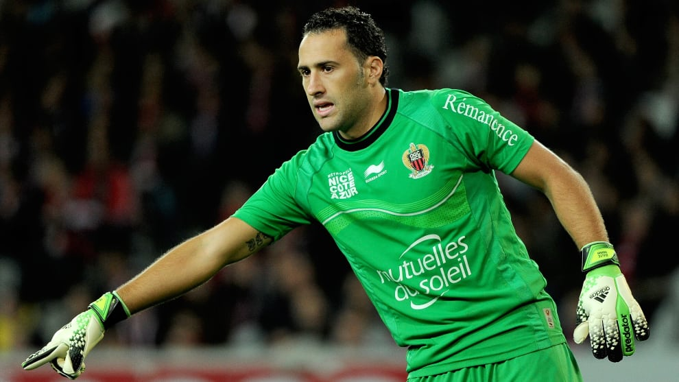 David Ospina en el once ideal de la década del Niza