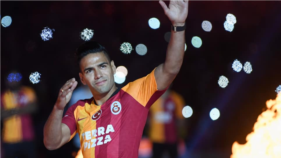 Falcao debut Galatasaray hora y fecha Colombia