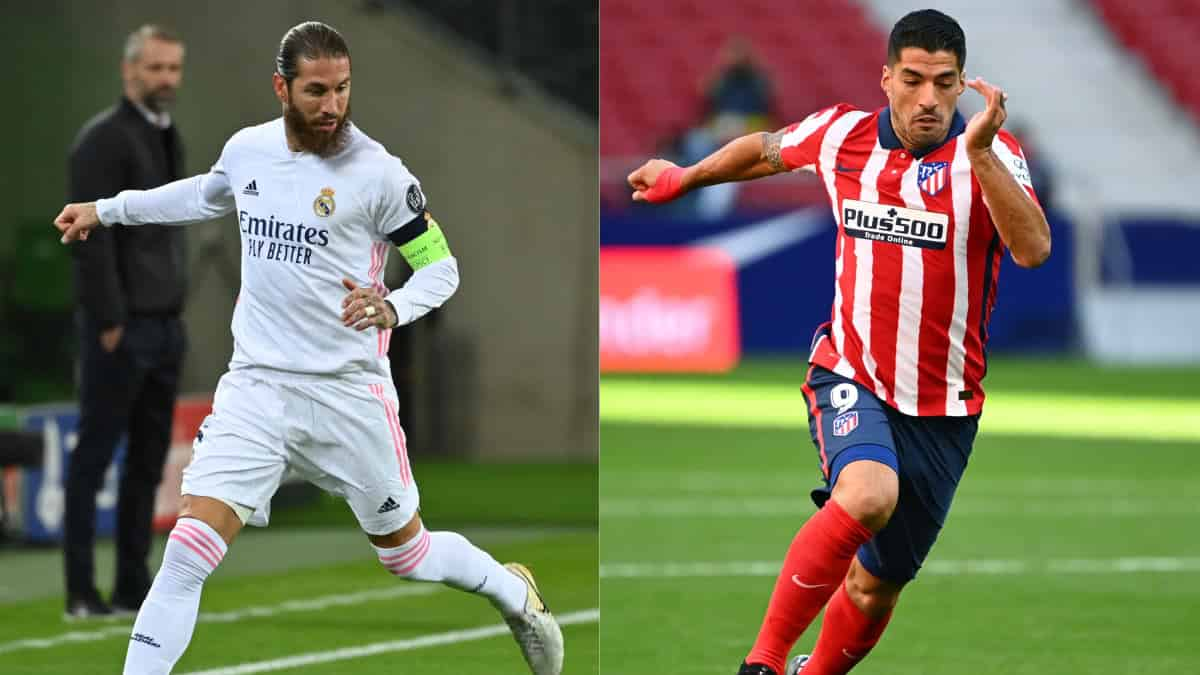 Real Madrid vs Atlético de Madrid: EN VIVO ONLINE: LaLiga 2020/21