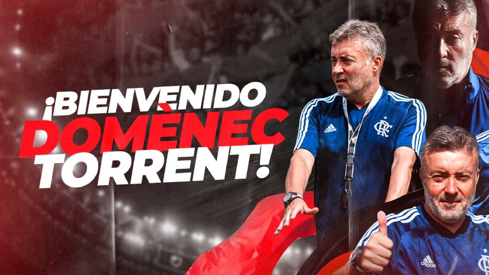 Torrent, exasistente técnico de Guardiola