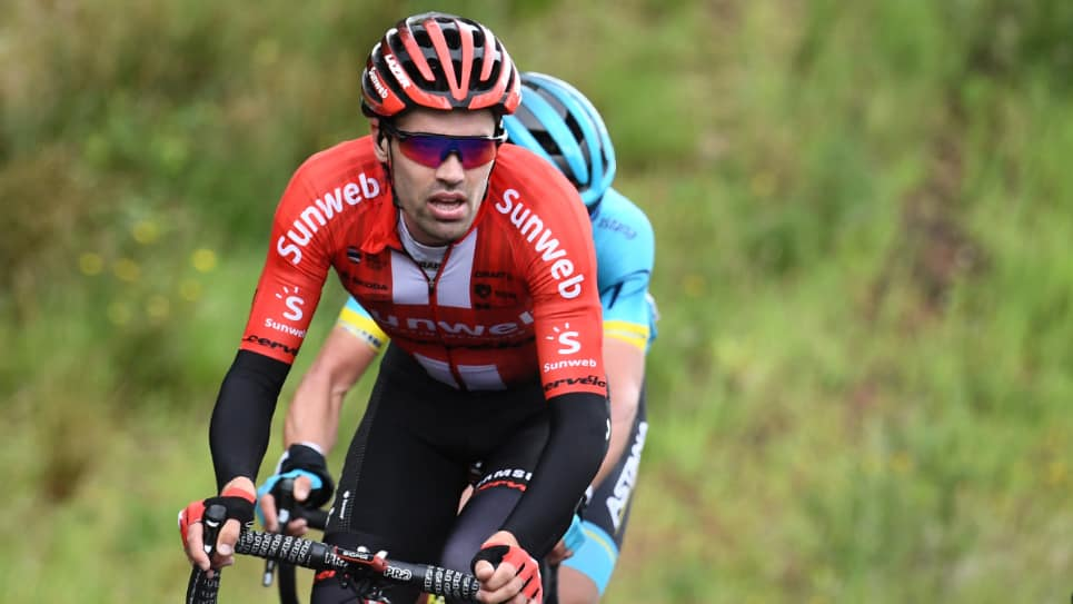 Tom Dumoulin se pierde el Tour de Francia 2019