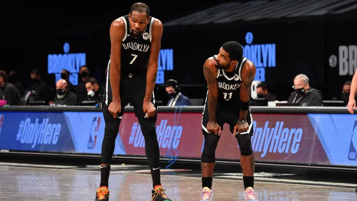 Irving y Durant