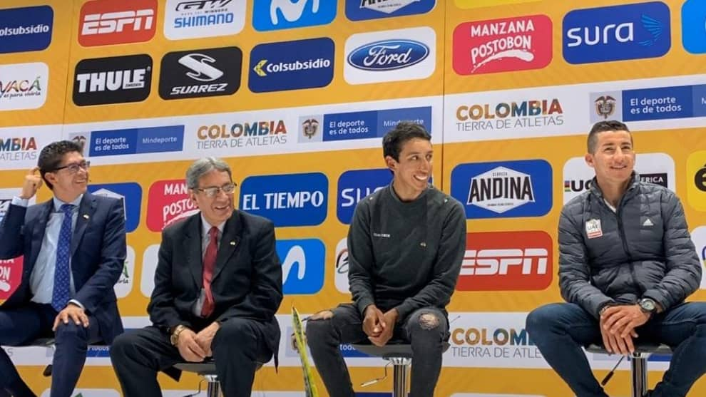 Egan Bernal Tour Colombia 2.1 Ciclismo