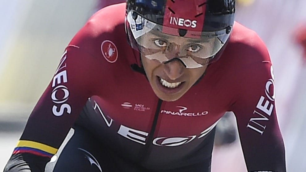 Egan Bernal / AFP