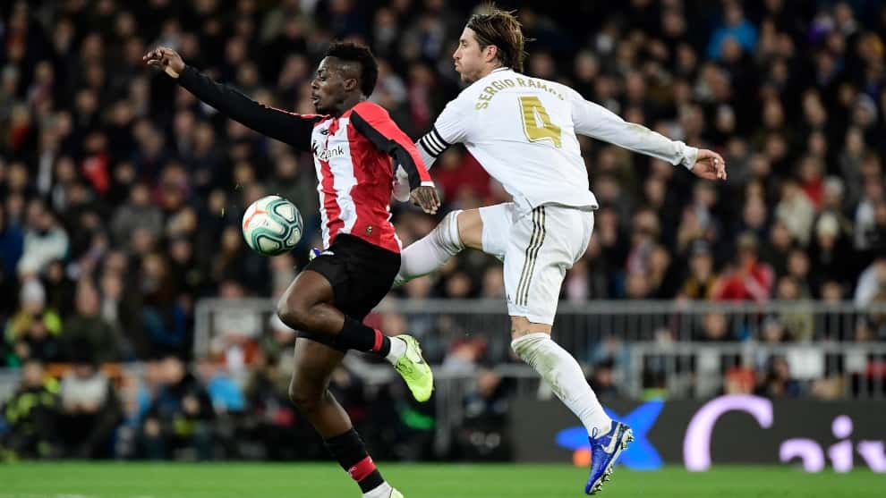 Real Madrid 0-0 Athletic de Bilbao: Liga Santander