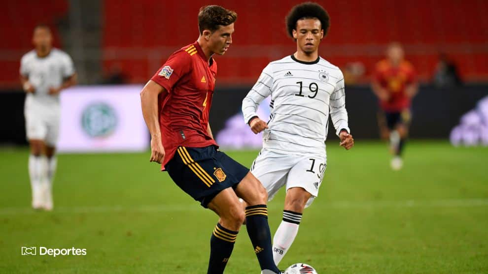 Alemania vs España EN VIVO ONLINE: UEFA Nations League