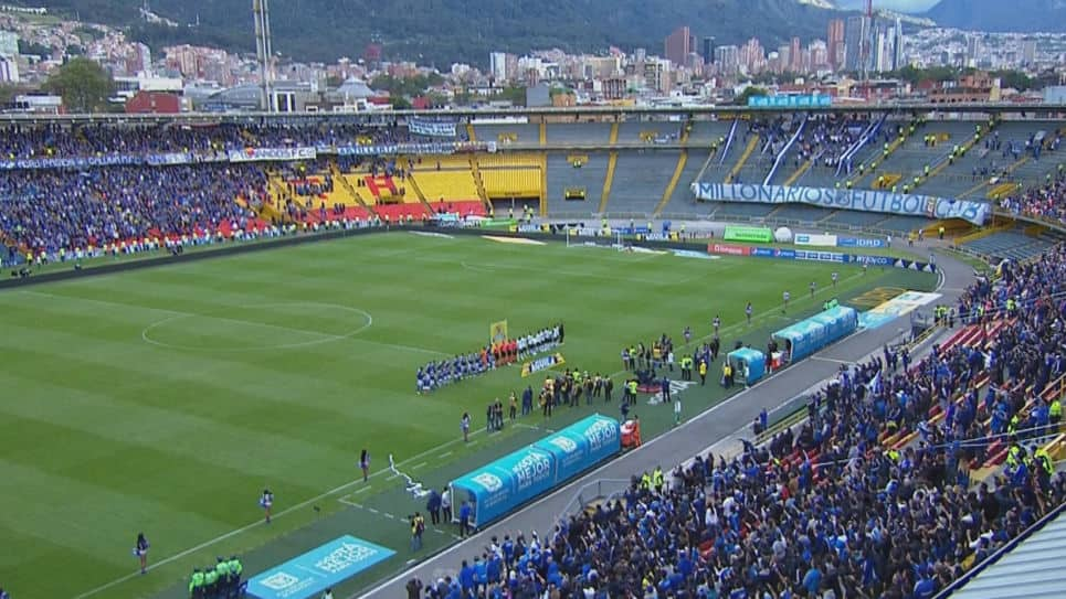 Millonarios: Dimayor revoca sanción de la tribuna occidental