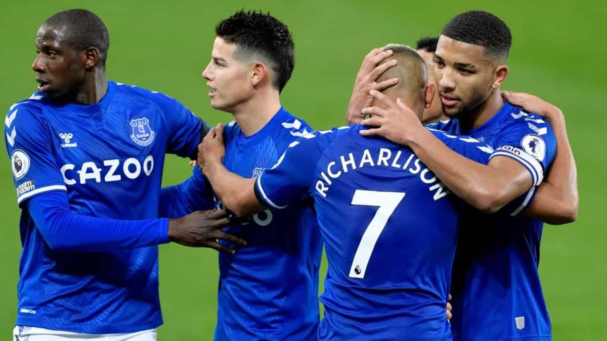Burnley vs Everton EN VIVO ONLINE: Premier League 2020/21 / Everton Oficial