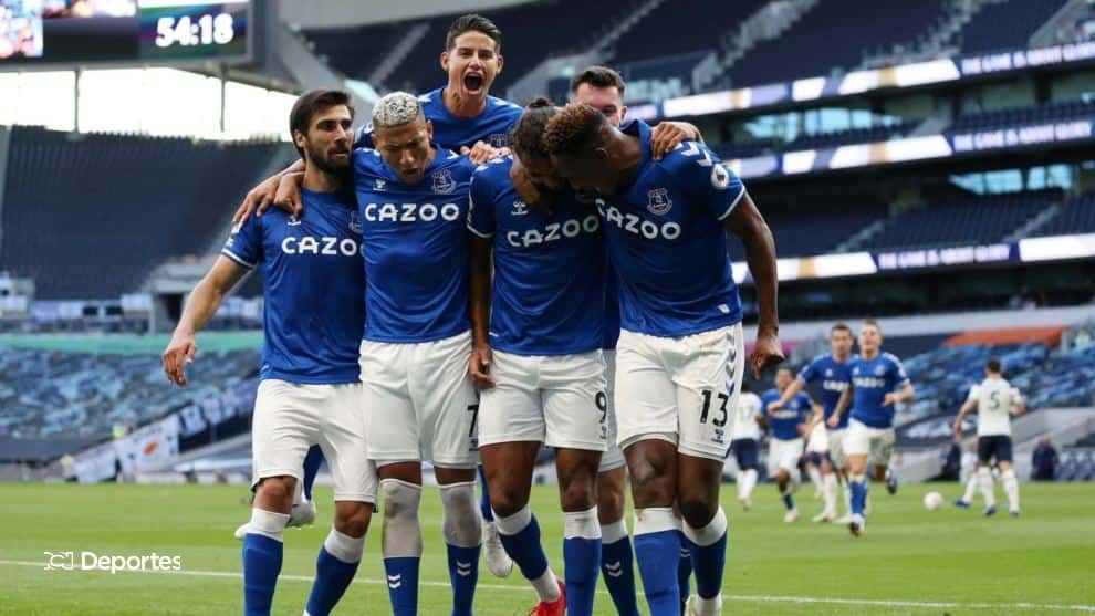 Everton vs Salford EN VIVO ONLINE: Capital One Cup / Foto: Everton Oficial