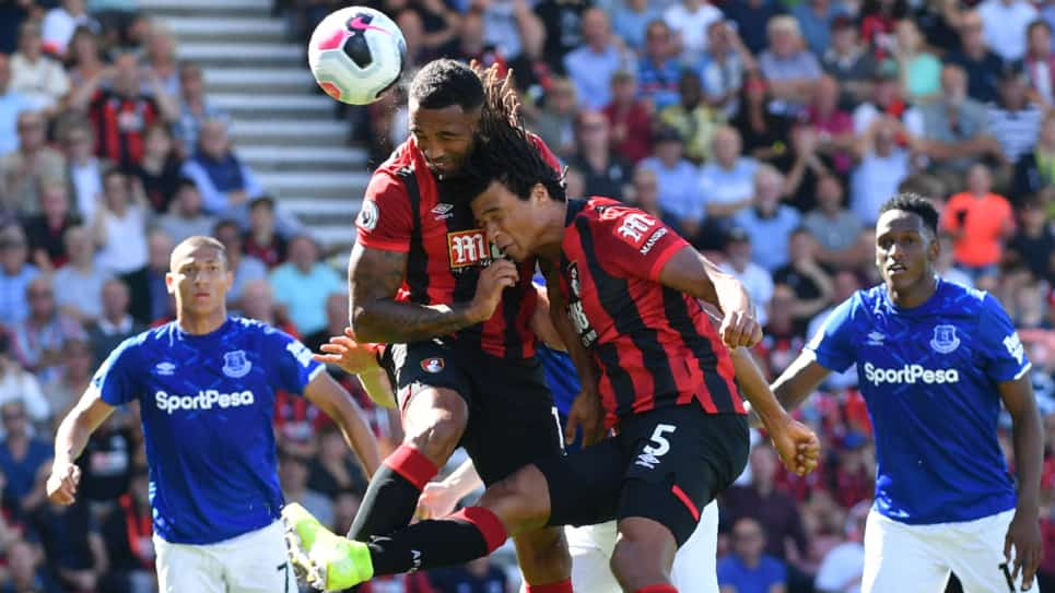 Bournemouth vs Everton: goles, resumen y crónica 3-1: Premier League Yerry Mina