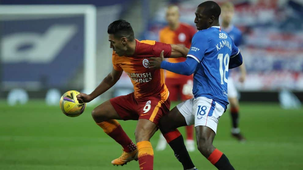 Rangers vs Galatasaray EN VIVO ONLINE: Europa League