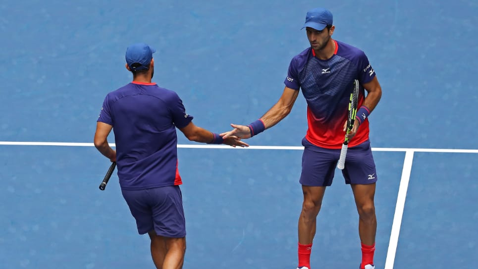 Cabal y Farah US Open: Farah y Cabal final Abierto Estados Unidos 2019