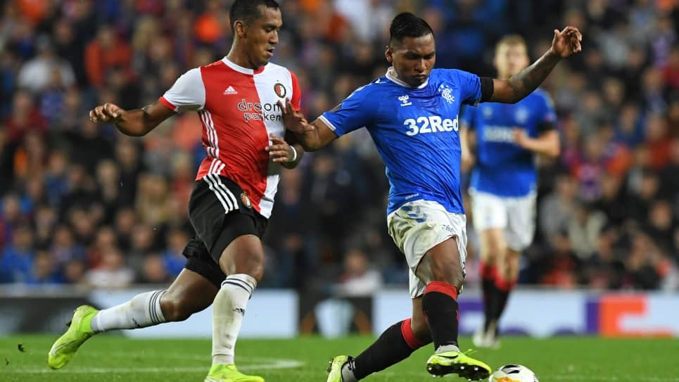 Feyenoord vs Rangers EN VIVO ONLINE: Europa League 2019/20