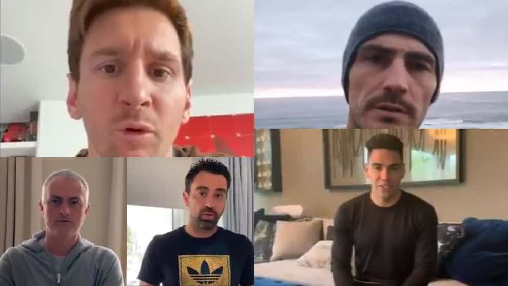 Messi y Falcao, presentes en video de la FIFA