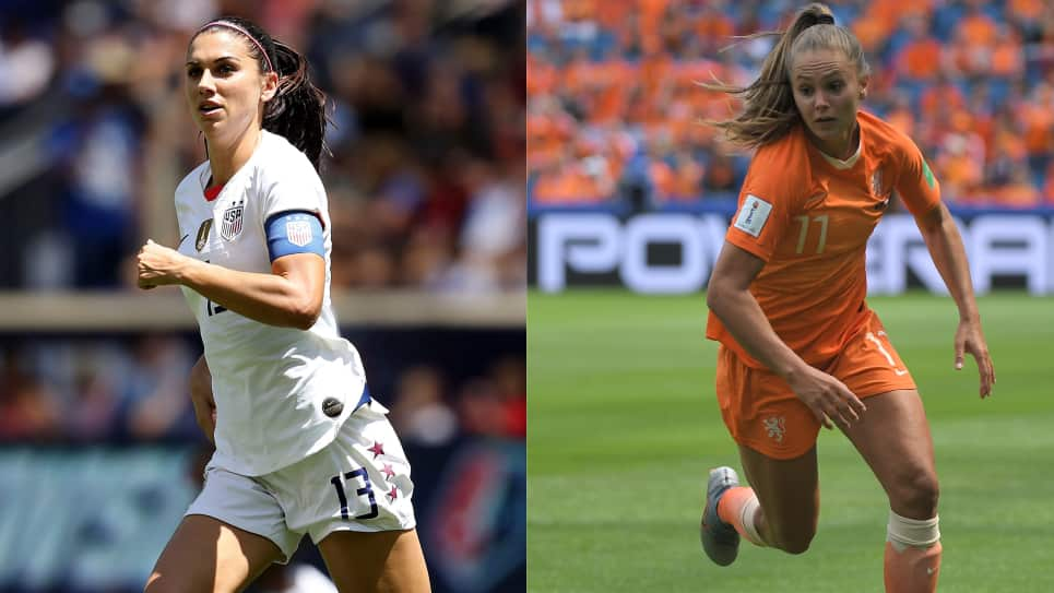 Final Mundial Femenino: Estados Unidos vs Holanda, hora y tv