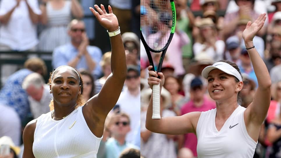 Final femenina Wimbledon: Williams vs Halep