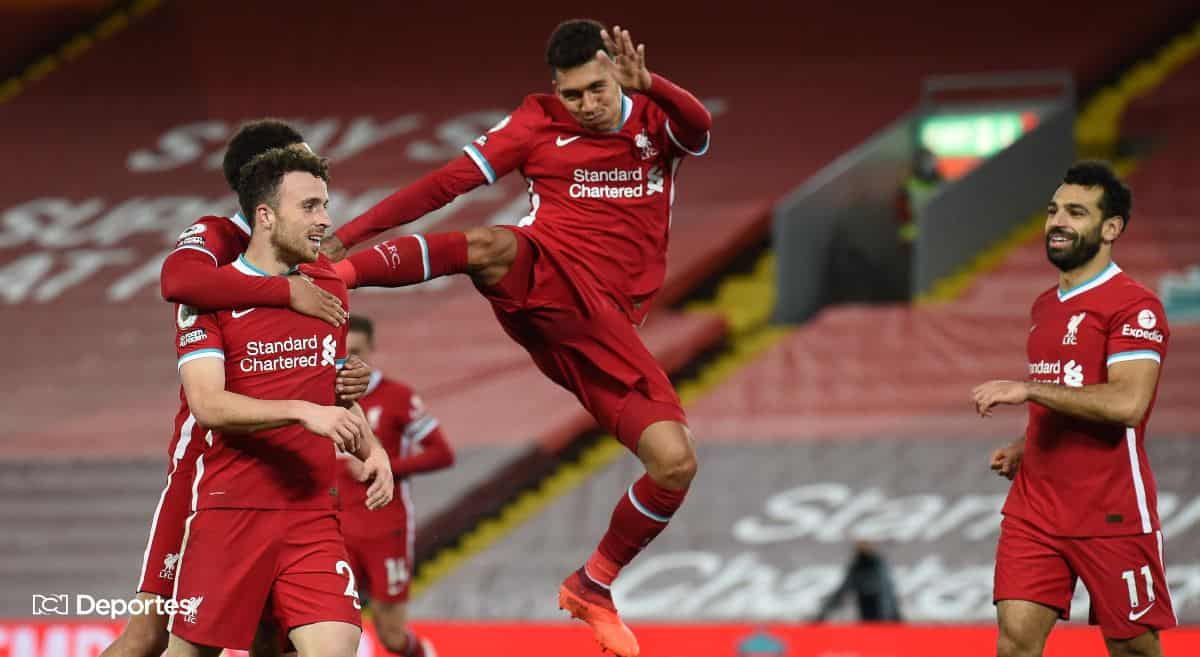 Premier League: Liverpool le remontó a Sheffield 2-1