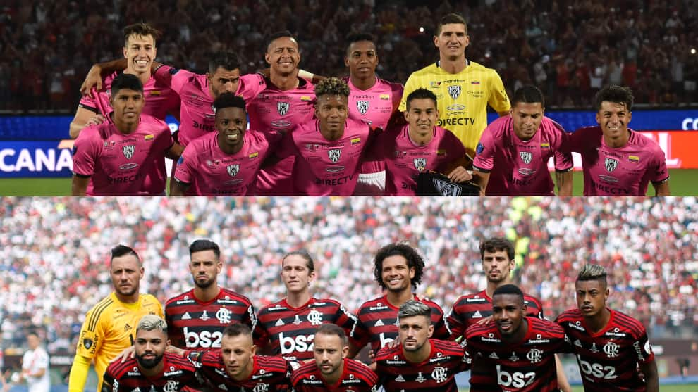 Independiente del Valle vs Flamengo EN VIVO ONLINE por Deportes RCN