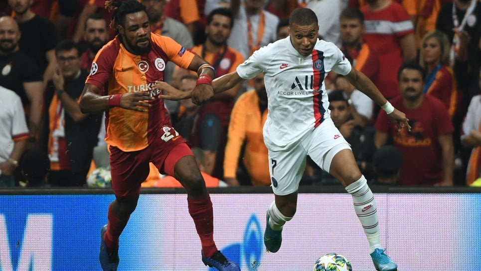 PSG vs Galatasaray EN VIVO ONLINE: Champions League 2019-2020