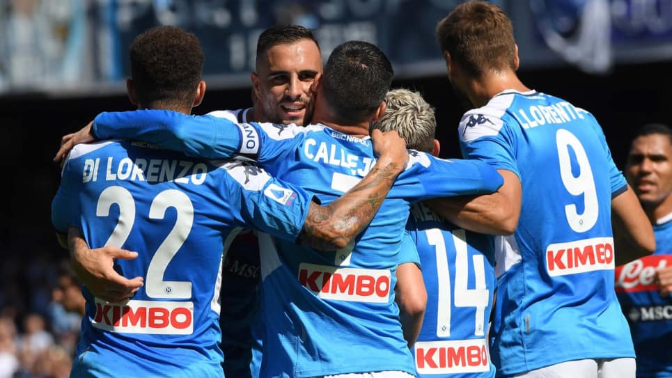Genk vs Napoli EN VIVO ONLINE: Champions League 2019/20