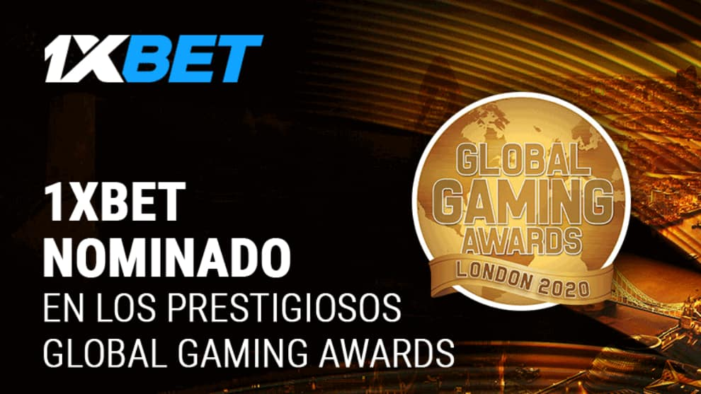El Programa de Afiliados de 1xBet nominado en los prestigiosos Global Gaming Awards